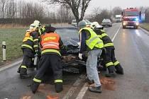 Silnice I/43 mezi Brnem a Svitavami je kvůli svému nadměrnému vytížení také místem častých dopravních nehod. Mnohdy i tragických. Stavba dálnice je přitom zatím v nedohlednu.