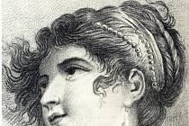 Hannoverská šlechtična a první manželka anglického krále Viléma IV. Karolina Meineke.