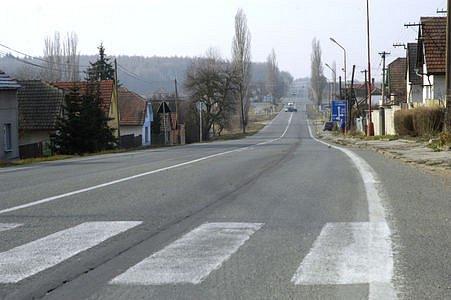 Státní silnice Brno - Svitavy