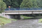 Ve čtvrtek se rozvodnily řeky a potoky na Blanensku. Zvýšená byla například Svitava v Letovicích. Druhého povodňového stupně dosáhla Křetínka v Prostředním Poříčí.