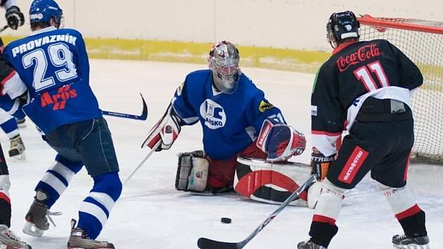 Technika Brno vs. HC Blansko dříve rivalové, od nové sezony jeden tým.