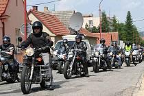 V Blansku se konal třetí ročník Speciálního motosrazu.
