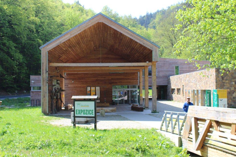 Dům přírody v Moravském krasu má být vstupní branou pro turisty.