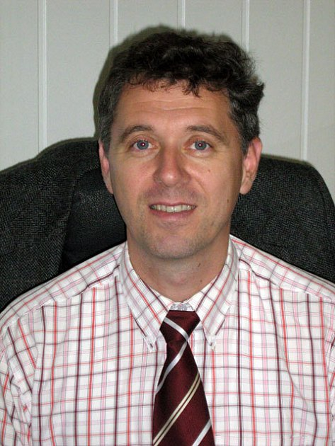 Starosta Letovic Zdeněk Procházka.