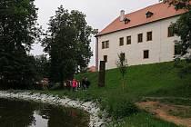 Blanenští plánují úpravy zámeckého parku. Nechají vypracovat studii.