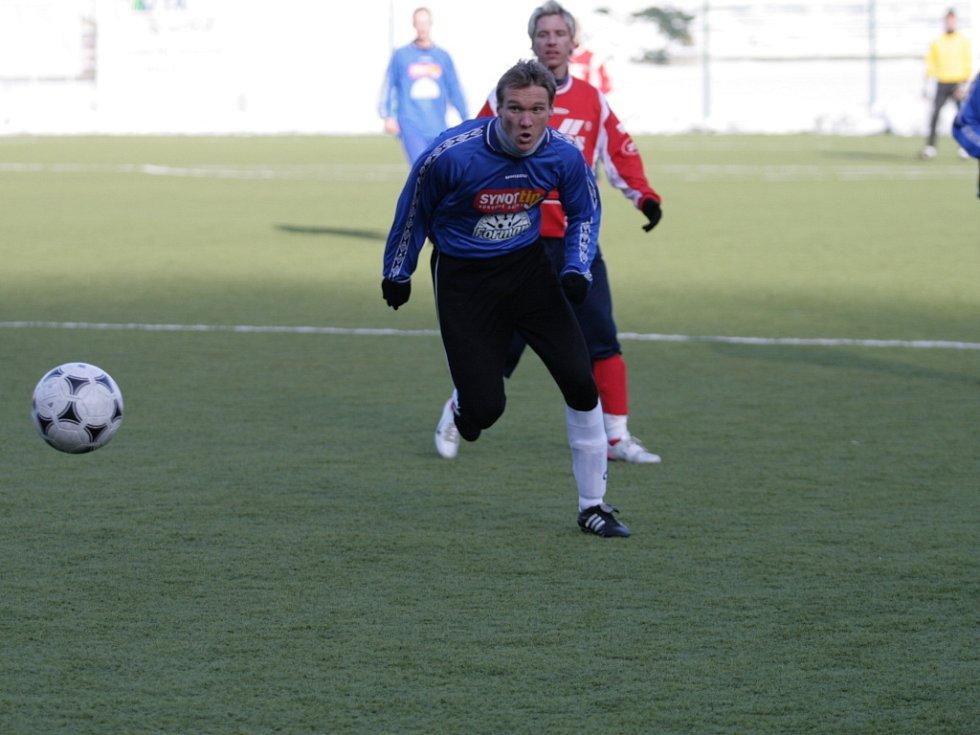 Zimní turnaje v Boskovicích pozvolna finišují. Atrézia Cup nabídnul derby Blanska a Boskovic.