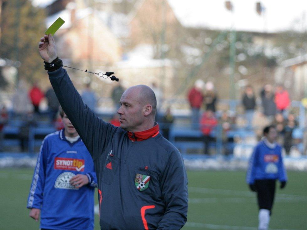 Ilustrační foto Boskovice fotbal
