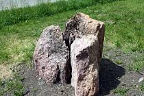 Geopark momentálně tvoří šest kamenů.