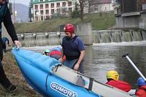 Otvírání řeky Svitavy 2007