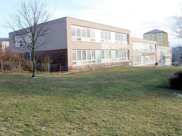 Základní škola Salmova v Blansku.