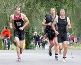 Vysočanský triatlon 2017.