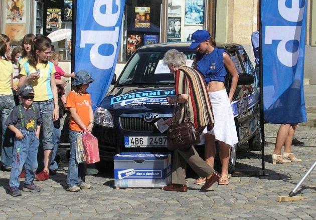 Den s Deníkem v Boskovicích 17.dubna 2007