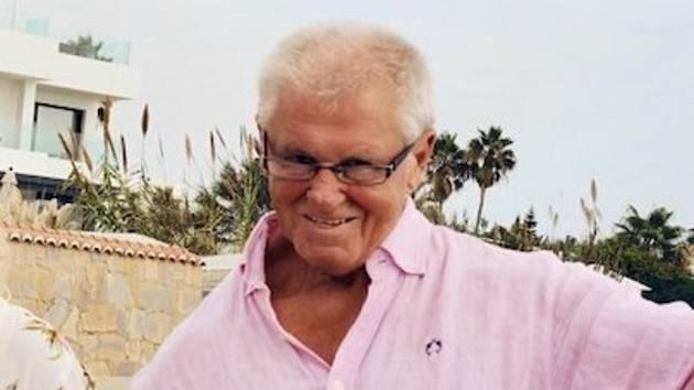 Známý jazzman Laďa Kerndl oslavil pětasedmdesátku.