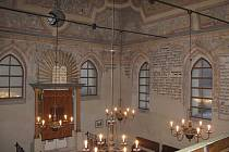 Prohlédnout si židovskou synagogu mohou lidé nově i z pohodlí domova. Díky nové virtuální prohlídce Boskovic, kterou radnice tento týden spustila na svých webových stránkách.