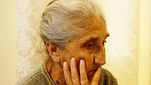 Arménská babička