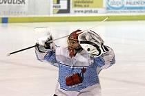 Hokejistům z Blanska se dařilo, porazili Velké Meziříčí vysoko 8:4.