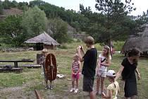 První návštěvníci v Isarnu po třech letech.
