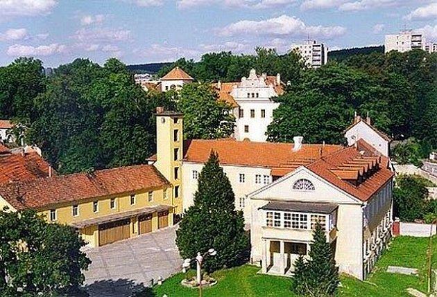 Blanenský zámek