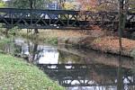 Ježkův most v Blansku