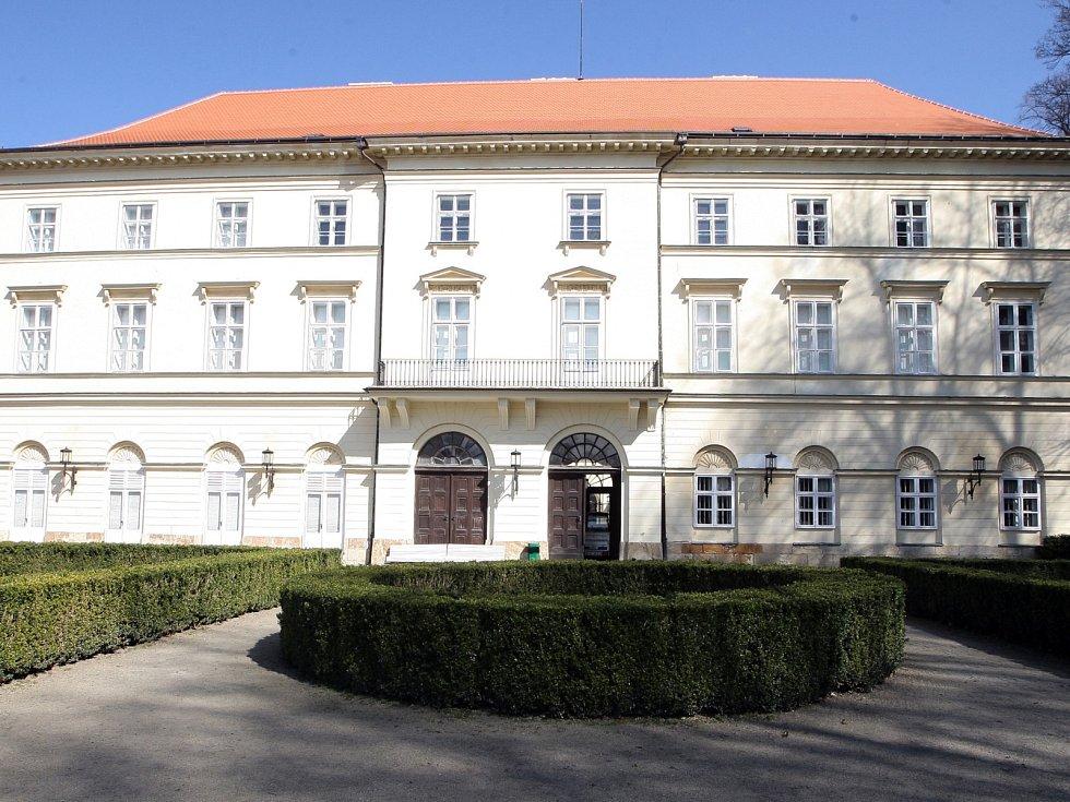 Zámek v Boskovicích - ilustrační foto.