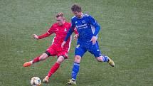Fotbalisté Blanska třeba v utkání s JIhlavou dokázali, že si účast ve druhé lize zaslouží.