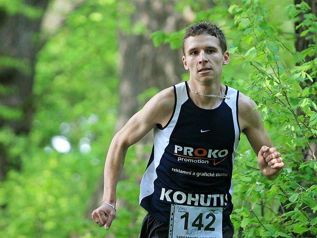 Obhajobu titulu v Okresní běžecké lize letos Jan Kohut neplánuje.