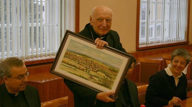 V Boskovicích postaví památník významnému rodákovi, kardinálovi Tomášovi Špidlíkovi.