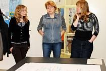 Studenti architektury v uplynulých dnech sbírali přímo v Blansku postřehy a připomínky k blanenskému nábřeží Svitavy. Ty se pokusí zapracovat do projektu na úpravu a oživení nábřeží.