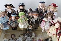 Mezi panenkami jsou babičky, jeptišky, miminka, školáci či Marie Terezie. Lidé je letos zhlédnou na výstavách v Letovicích, Sulíkově či Boskovicích.