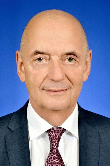 Jiří Crha, starosta Blanska.