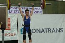 Petr Mareček na fotografii z loňska. Mimo jiné je několikanásobným mistrem republiky.