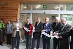 V Moravském krasu ve středu slavnostně otevřeli nový Dům přírody.
