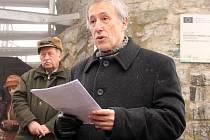 Zdeněk Laudát, vnuk Jaroslava Marchy.