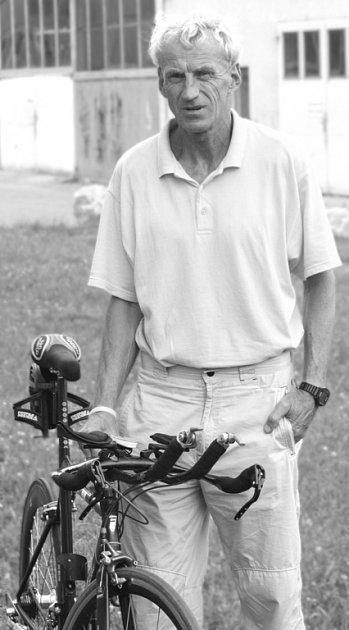 Ironman Miloš Bayer.