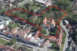 S úpravou blanenského zámeckého parku radí odborníkům i obyvatelé města.