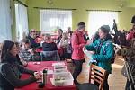 Turisté vyrazili na Malohanáckou stovku a Opatovské šmajd