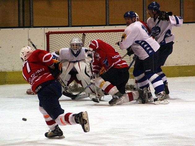 HC Blansko – HCM Slovan Rosice