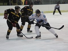 Hokejisté Blanska porazili v úvodním utkání krajské ligy Uničov 3:2.