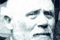 Lékárník a badatel Josef Čech.