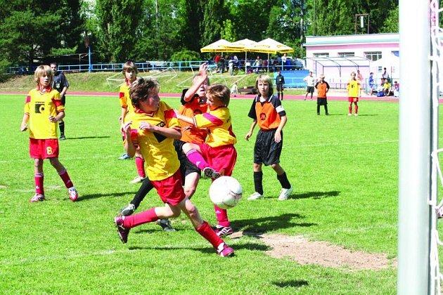 Fotbalový Memoriál Miroslava Krabičky opanovala v loňském roce brněnská družstva. Potřetí v řadě vyhráli mladší žáci Bohunic