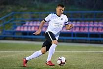 Blanenský kapitán si proti Olomouci připsal v Superlize malého fotbalu devět bodů.