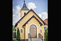Valchovská kaple. Ilustrační foto.