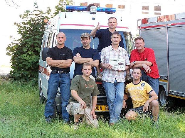 ým boskovických záchranářů zabodoval. Ve společném zásahu obsadil mezi třinácti družstvy bronozovou příčku, boskovičtí hasiči pak samostatně skončili na druhém místě.