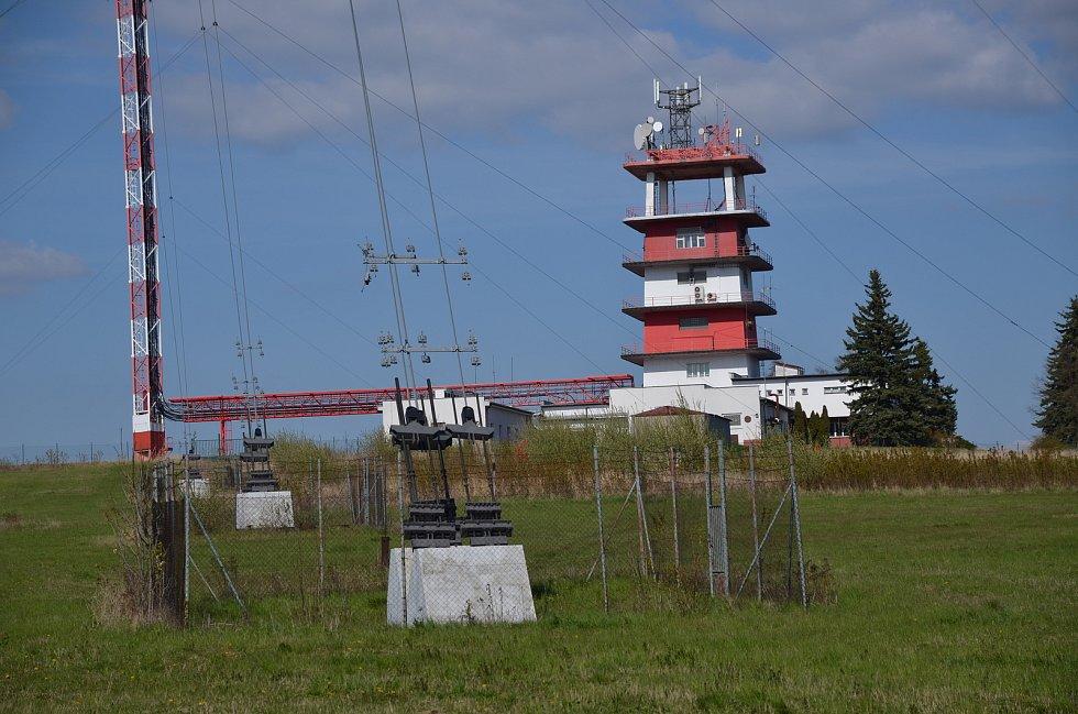 Vysílač Kojál v Krásensku na Vyškovsku oslavil šedesát let provozu. Po digitalizaci je stále klíčový pro televizní a rozhlasové vysílání na Moravě.