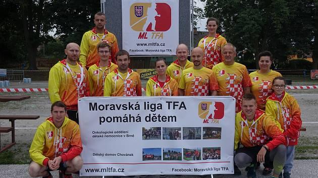 Hasiče v Doubravici prověřil závod TFA.