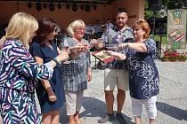 Vletošním roce městys Doubravice nad Svitavou oslavil výročí první písemné zmínky oDoubravici jako oměstečku.
