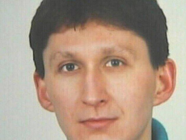 Pohřešovaný šestatřicetiletý Zdeněk Pekař
