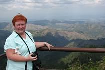 Dvaašedesátiletá Eva Šebková z Blanska udělala rodokmen sobě i svému manželovi.