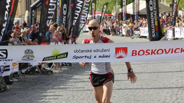 Do Boskovických běhů se registrovalo celkem přes tisíc lidí. Hlavní závod Běh za sedmizubým hřebenem vyhrál Robert Krupička z Ústí nad Orlicí.