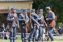 Manévry Letovice nabídly pestrou podívanou.